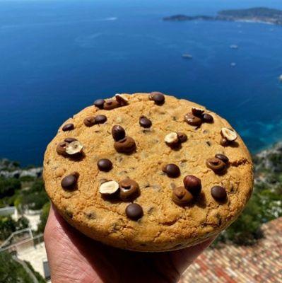 Cookies aux pépites de chocolat par Julien Dugourd