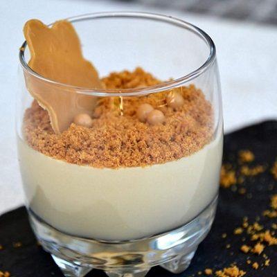 Mousse au chocolat blond Dulcey 35%