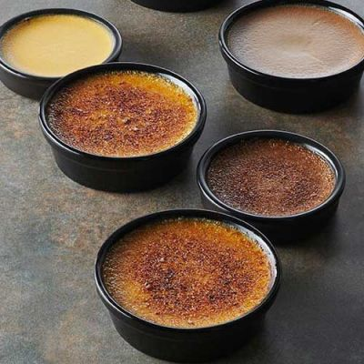 Recette Crème Brûlée chocolat