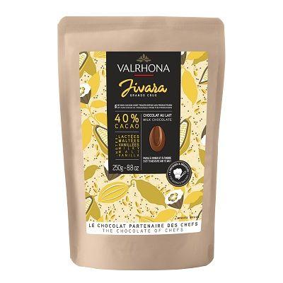 Chocolat au lait Jivara 40% - 250gr