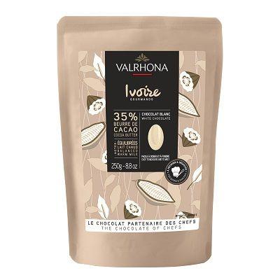 Chocolat blanc Ivoire 35%