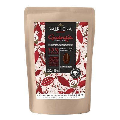 Chocolat noir Guanaja 70% - 250gr