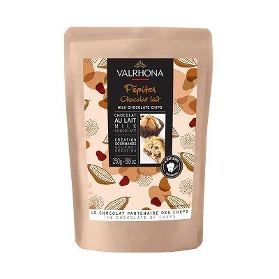 Pépites chocolat lait - 250gr