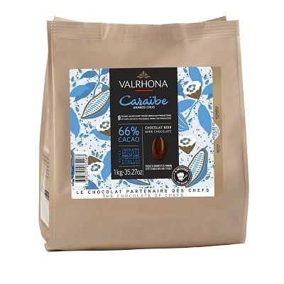 Chocolat noir Caraïbe 66% - 1kg