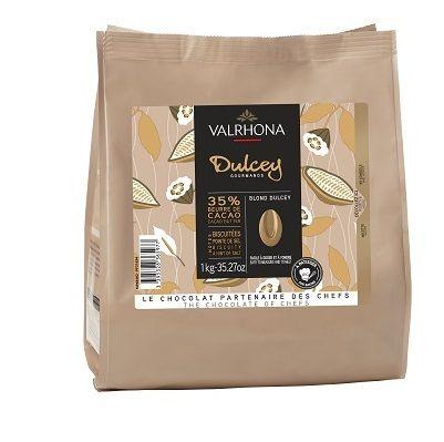 Chocolat blond Dulcey 35% - 1kg