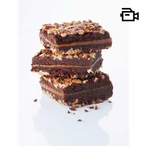 Brownie caramel Guanaja