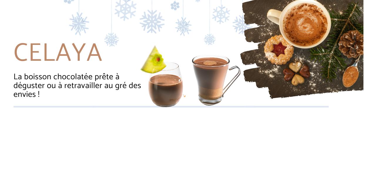 C'est de saison : les envies de boissons chocolatées sont de retour.