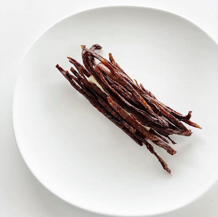 Testing Millefeuille Choco Vanille façon botte de Vanille