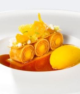 passion dessert