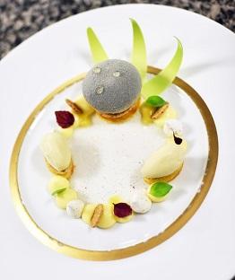dessert poire françois daubinet