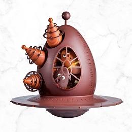 oeuf paques maison du chocolat
