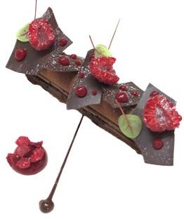 Photo dessert Matthieu Robin valrhona ensemble
