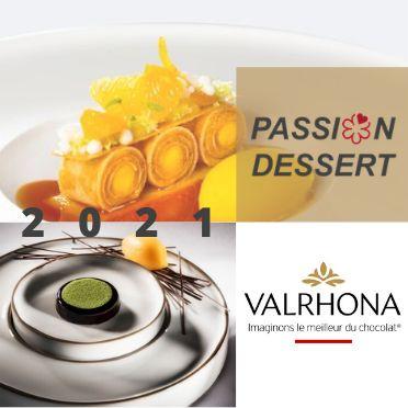 Passion dessert guide michelin